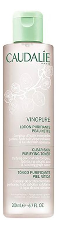 Очищающий тоник для лица Vinopure Lotion Purifiante Peau Nette 200мл