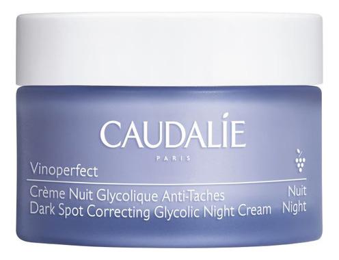 цена на Ночной крем для лица с гликолевой кислотой Vinoperfect Creme Nuit Glycolique Anti-Taches 50мл