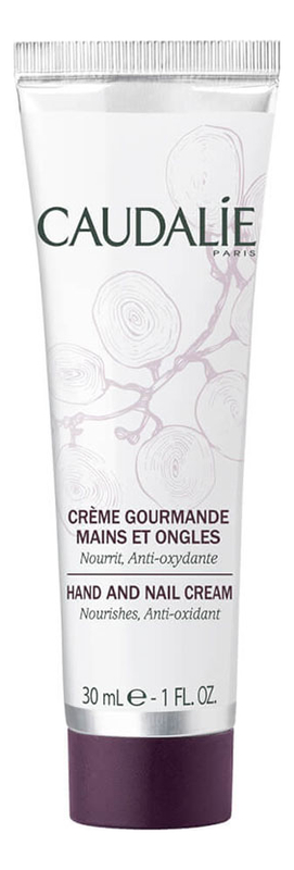 Крем для рук и ногтей Creme Gourmande Mains Et Ongles: Крем 30мл clarins jeunesse des mains hello winter крем для рук jeunesse des mains hello winter крем для рук