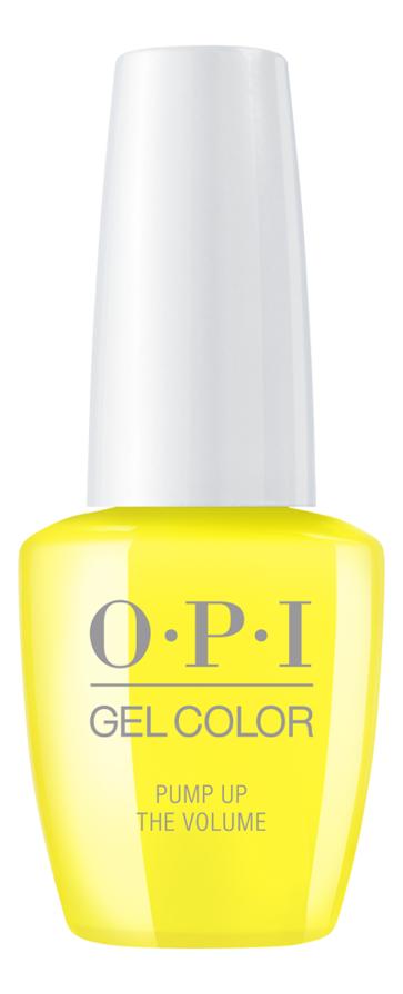 Фото - Гель-лак для ногтей Gel Color 15мл: Pump up The Volume закрепляющее покрытие гель для ногтей супер блеск super gloss gel 15мл