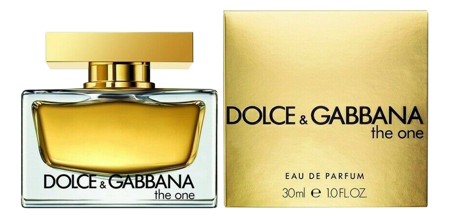 Фото - Dolce Gabbana (D&G) The One for Woman: парфюмерная вода 30мл dolce and gabbana by dolce woman