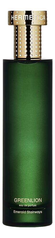 Hermetica Greenlion: парфюмерная вода 100мл тестер hermetica cedarise туалетные духи тестер 100 мл