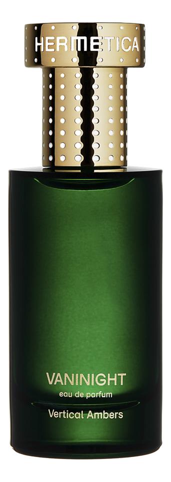 Hermetica Vaninight: парфюмерная вода 100мл тестер hermetica cedarise туалетные духи тестер 100 мл