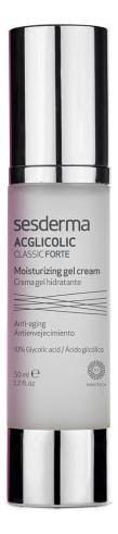Увлажняющий крем-гель для лица Acglicolic Classic Crema Gel Hidratante Forte 50мл крем гель для лица антивозрастной reti age crema gel antienvejecimiento 50мл