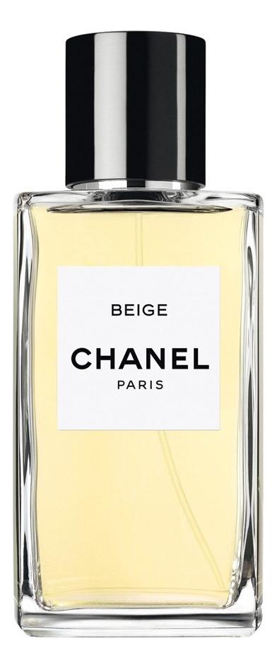 Chanel Les Exclusifs de Chanel Beige: парфюмерная вода 1,5мл chanel les exclusifs de chanel coromandel парфюмерная вода 1 5мл