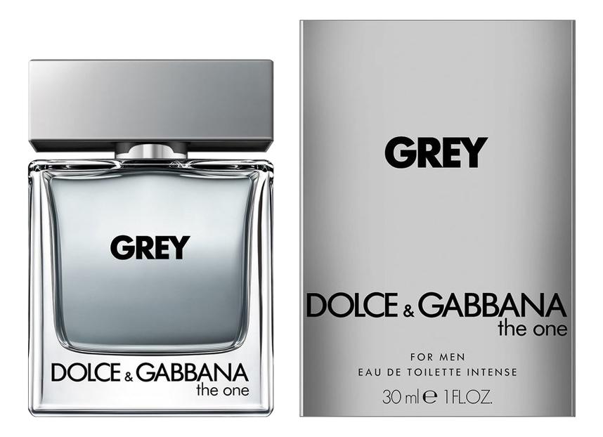 Купить Dolce Gabbana (D&G) The One Grey: туалетная вода 30мл, Dolce Gabbana (D&G) The One Grey, Dolce & Gabbana