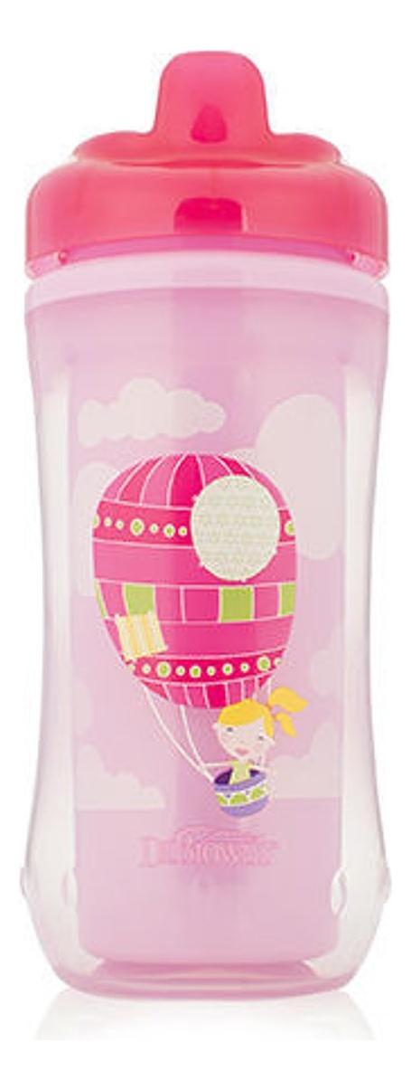Чашка-термос без носика Spoutless Insulated Cup 300мл (от 12 мес, смешанные цвета)