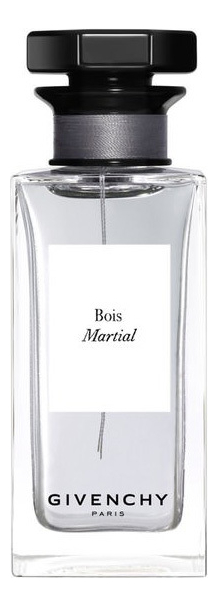 Givenchy Bois Martial: парфюмерная вода 100мл тестер