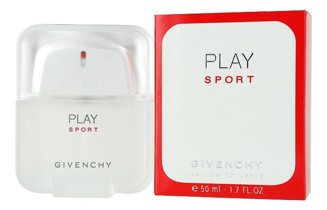Givenchy Play Sport Men: туалетная вода 50мл