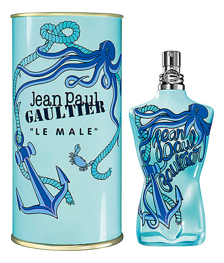 Jean Paul Gaultier Le Male Summer 2014: туалетная вода 125мл