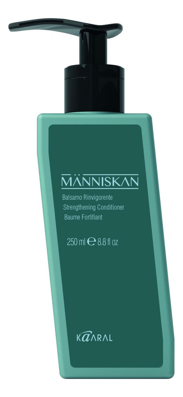 Купить Укрепляющий кондиционер для волос Manniskan Strenghtening Conditioner: Кондиционер 250мл, KAARAL