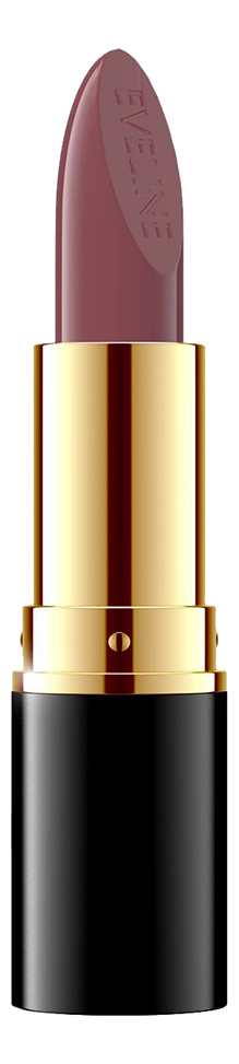 Купить Ультраувлажняющая губная помада Aqua Platinum Lipstick 4, 1г: No 302, Eveline