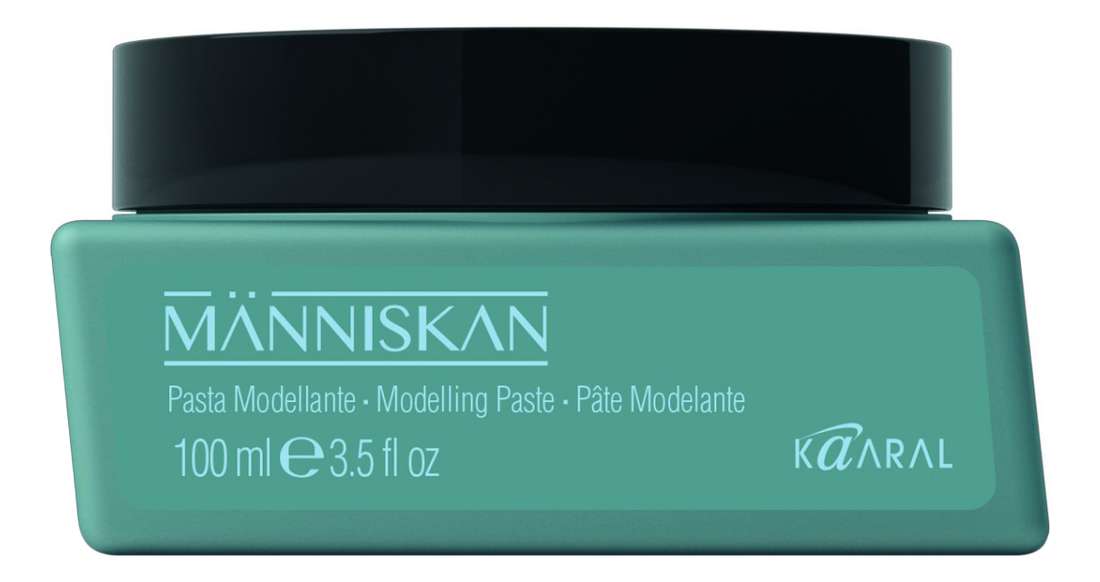 Фото - Моделирующая паста для укладки волос Manniskan Modelling Paste 100мл clubman паста clubman molding paste моделирующая для укладки волос 113г