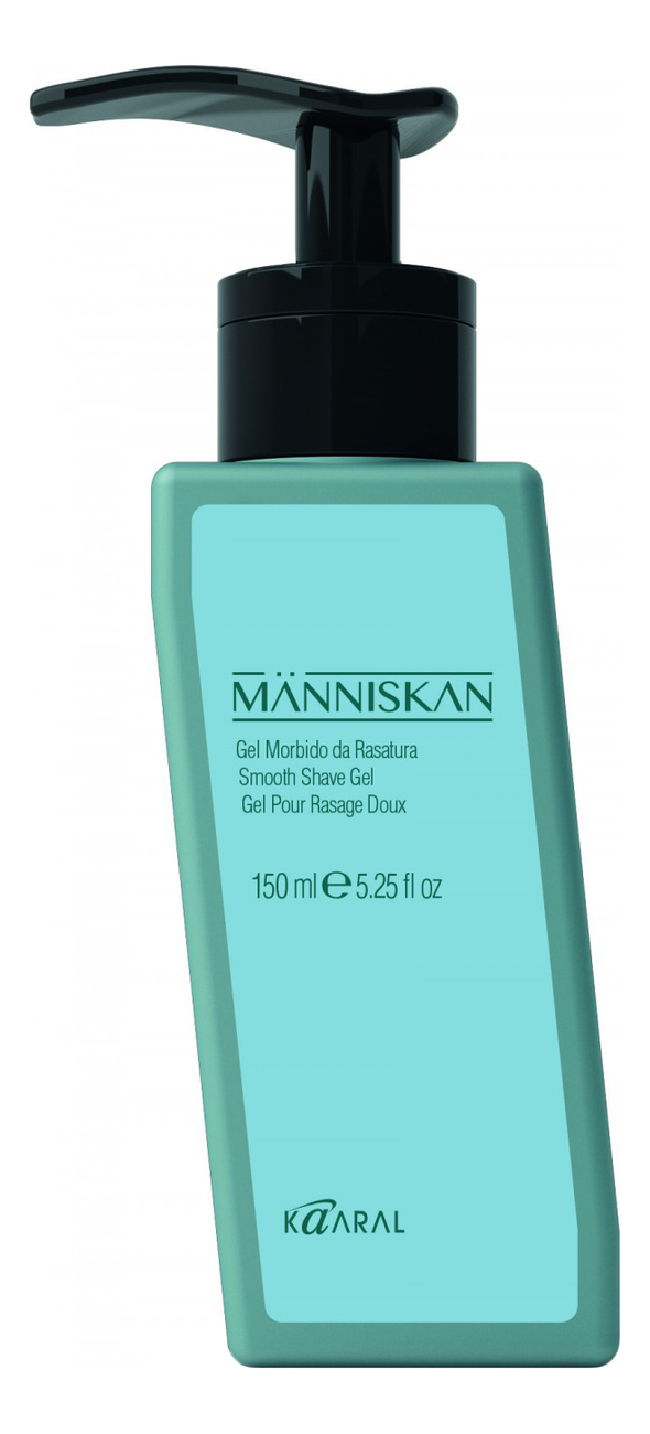 Гель для гладкого бритья Manniskan Smooth Shave Gel 150мл