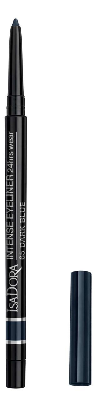Карандаш для глаз Intense Eyeliner 24Hrs Wear 0,35г: 65 Dark Blue недорого