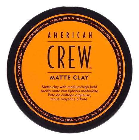 Пластичная матовая глина для укладки волос Matte Clay 85г недорого