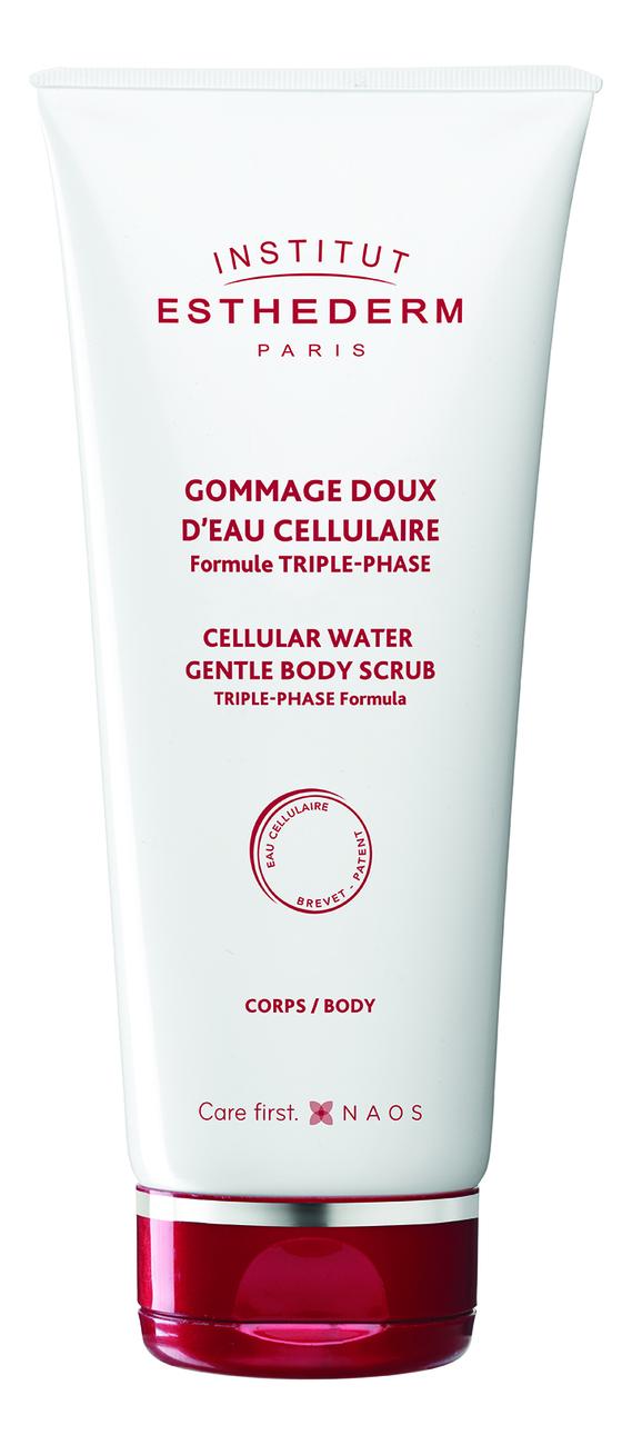 Купить Скраб для тела мягкий с клеточной водой Gommage Doux d'Eau Cellulaire 200мл, Institut Esthederm
