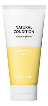 цена на Пенка для умывания Cияние кожи Natural Condition Cleansing Foam Brightening 150мл