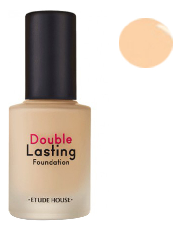 Купить Тональная основа для лица Double Lasting Foundation Natural Beige SPF42 PA++ 30г: Natural Beige, Etude House