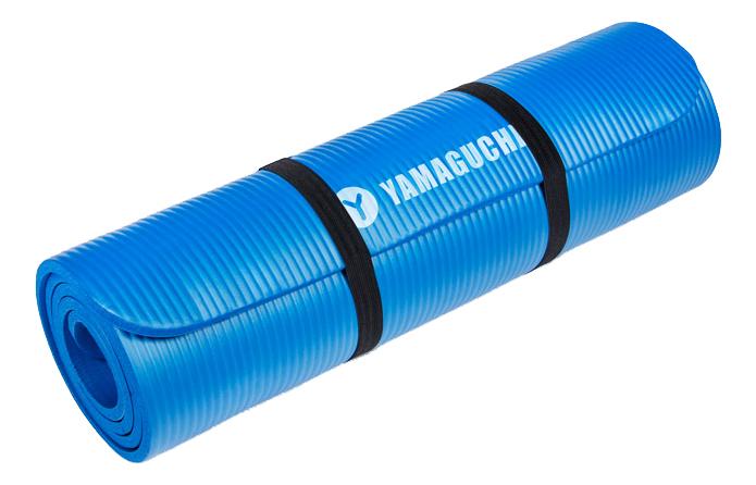 Купить Спортивный коврик Comfort Fitness (синий), YAMAGUCHI