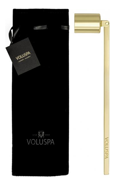 Купить Золотой пламягаситель в велюровом мешочке, VOLUSPA