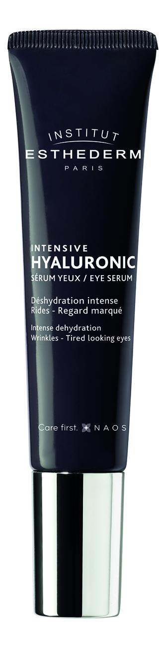 Купить Сыворотка для кожи вокруг глаз с гиалуроновой кислотой Intensive Hyaluronic Eye Serum 15мл, Institut Esthederm