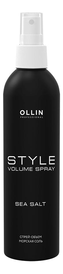 Купить Спрей-объем для волос Морская соль Style 250мл, OLLIN Professional