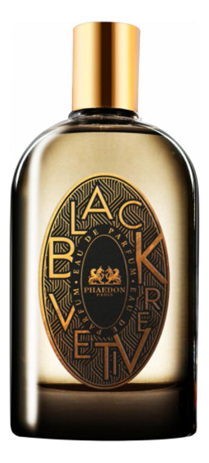 Купить Black Vetiver: парфюмерная вода 100мл, Phaedon