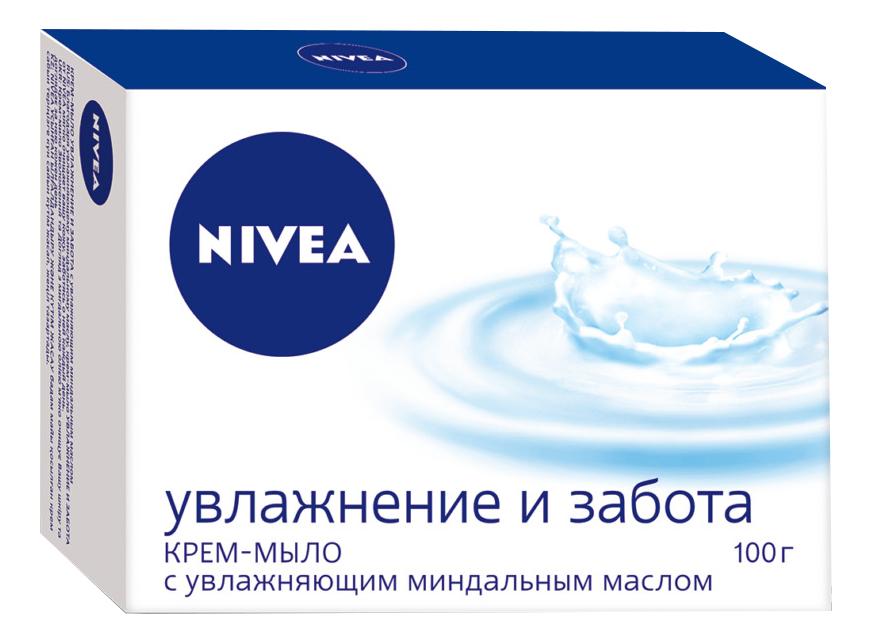 Крем-мыло Увлажнение и забота 100г недорого