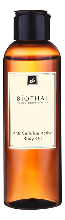 Купить Масло для тела Антицеллюлит Anti Cellulite Active Body Oil 150мл, Biothal
