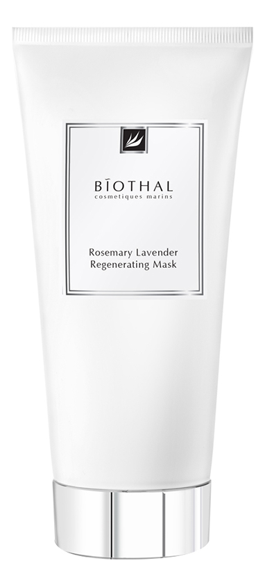 Маска для проблемной кожи лица Розмарин и лаванда Rosemary Lavender Regenerating Mask 100мл