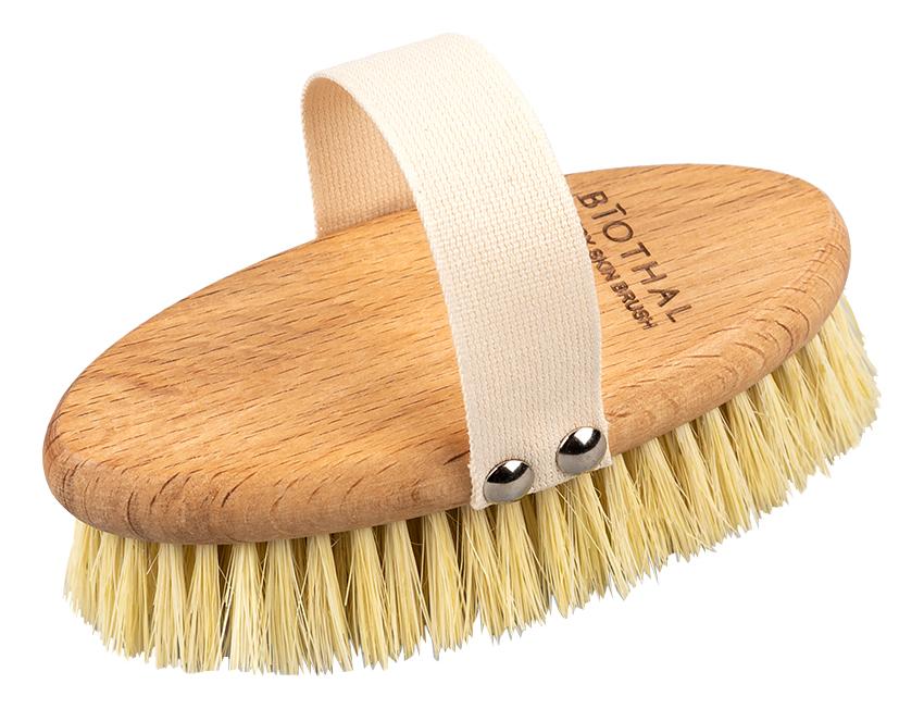 Купить Дренажная щетка для сухого массажа Drainage Brush Dry Massage, Biothal