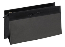 Toni & Guy Сумка для инструментов Leather Tool Bag Grey & Black
