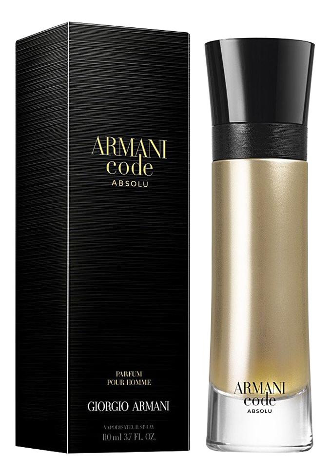 Code Absolu: парфюмерная вода 110мл недорого