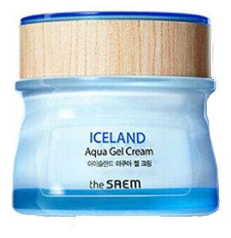 Крем-гель для лица увлажняющий Iceland Aqua Gel Cream 60мл chi luxury black seed oil curl defining cream gel