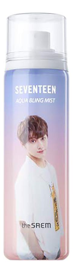Мист для лица увлажняющий Seventeen Aqua Bling Mist Jun 110мл (Sweet Fruity) недорого