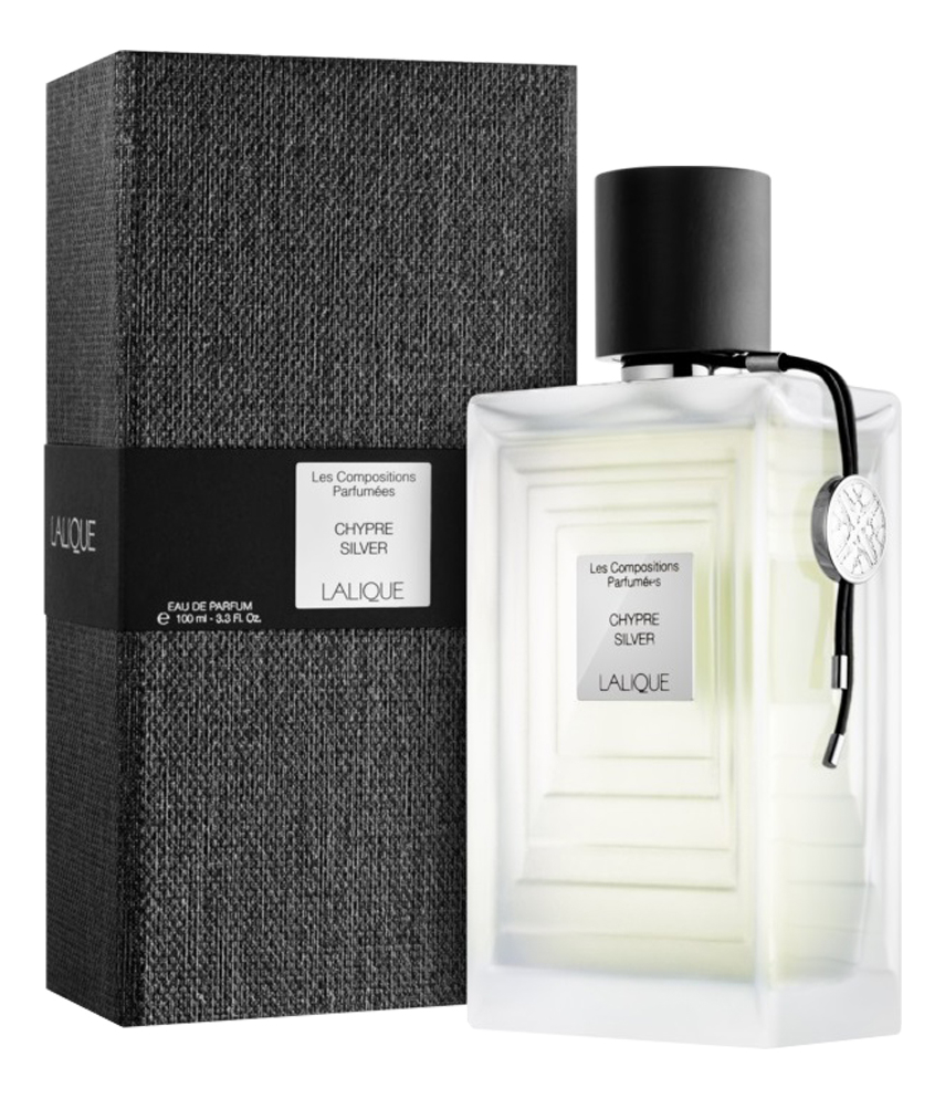 Купить Les Compositions Parfumees Chypre Silver: парфюмерная вода 100мл, Lalique