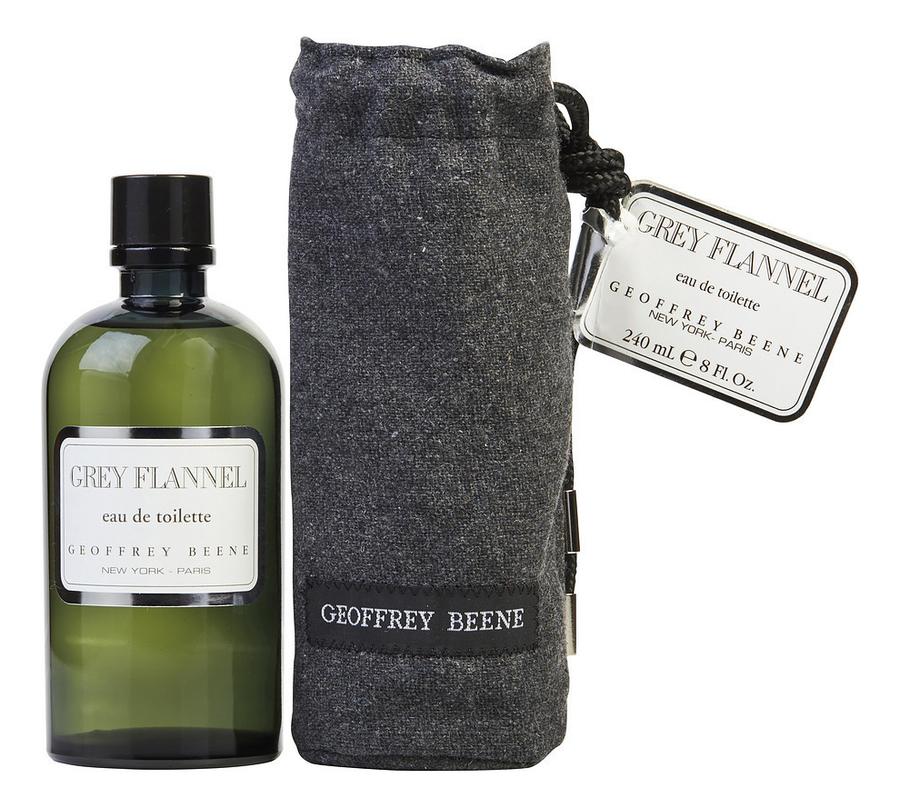 Grey Flannel: туалетная вода 240мл, Geoffrey Beene  - Купить