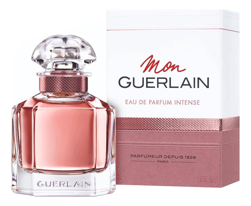Mon Guerlain Eau de Parfum Intense: парфюмерная вода 50мл guerlain mon guerlain парфюмерная вода 50мл