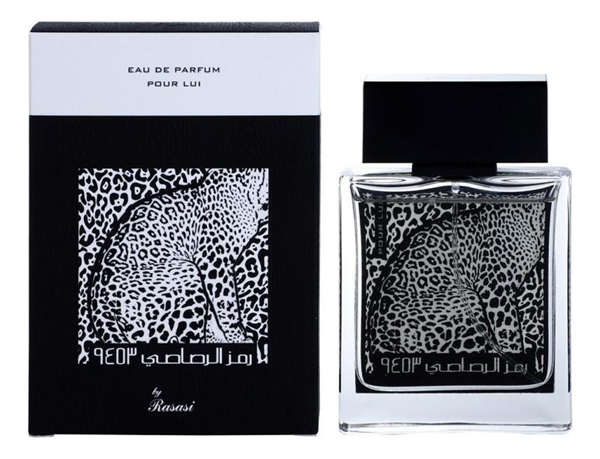 Rasasi Rumz Al Rasasi 9453 Pour Lui: парфюмерная вода 50мл rasasi pearl
