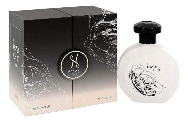 Купить Rose Chic: парфюмерная вода 100мл, Hayari Parfums