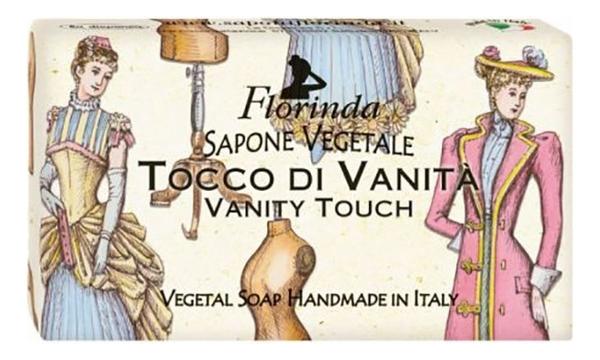 Натуральное мыло Dolce Vita Tocco Di Vanita: Мыло 200г натуральное мыло dolce vita antica purezza 100г