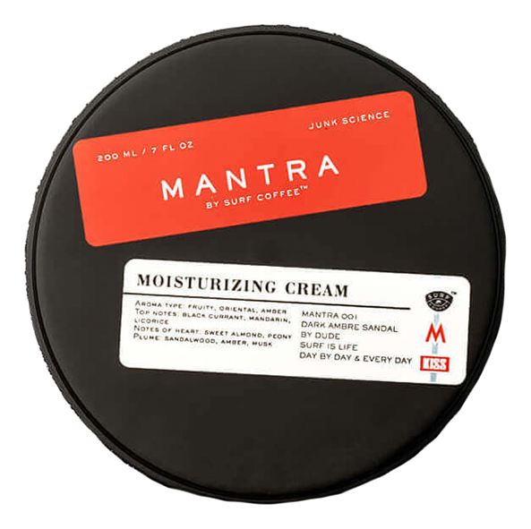 Увлажняющий крем-баттер на основе натуральных масел Mantra 200мл крем из натуральных масел