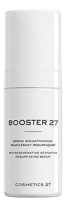 Купить Сыворотка для лица Booster 27 Bio-Regenerating Activating Resurfacing Serum 30мл, COSMETICS 27