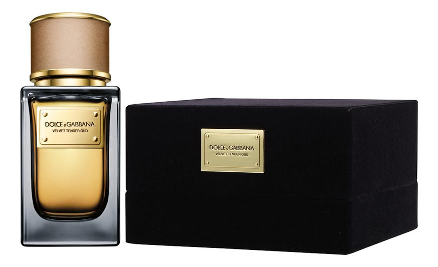 Dolce Gabbana (D&G) Velvet Tender Oud: парфюмерная вода 50мл