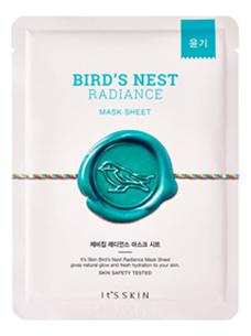 Купить Тканевая маска для лица омолаживающая Bird's Nest Radiance Mask Sheet 22г: Маска 1шт, It's Skin