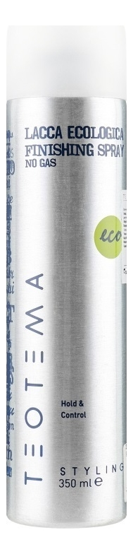 Лак для волос Styling Eco Finishing Spray 350мл, Teotema  - Купить