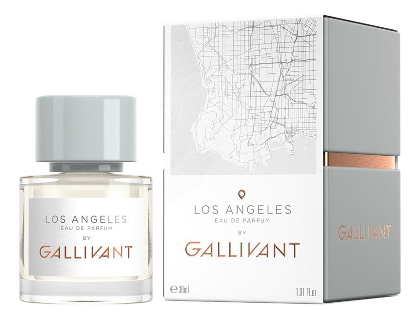 Фото - Gallivant Los Angeles: парфюмерная вода 30мл bqs 5006 los angeles