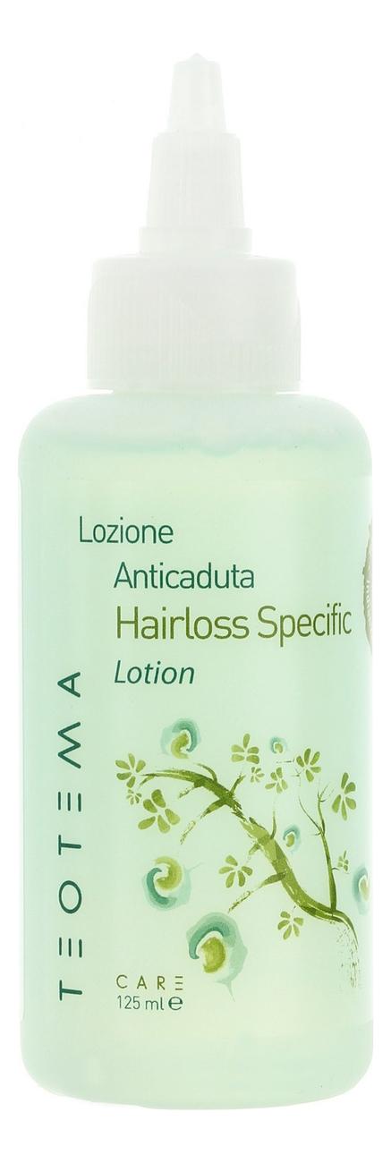 Лосьон против выпадения волос Hairloss Specific Lotion 125мл ducray неоптид лосьон от выпадения волос для мужчин 100 мл