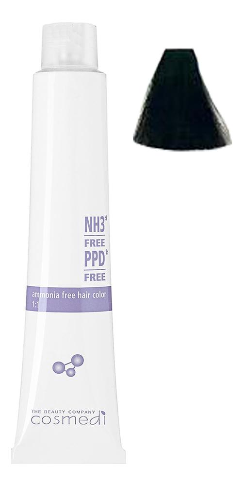 Стойкая безаммиачная крем-краска для волос Color Cosmedi 100мл: 3 Темный коричневый безаммиачная краска для волос матрикс отзывы